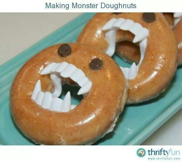 Halloween class treats