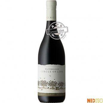 Waterkloof Estate Circle of Life Red, een volle en rijke wijn