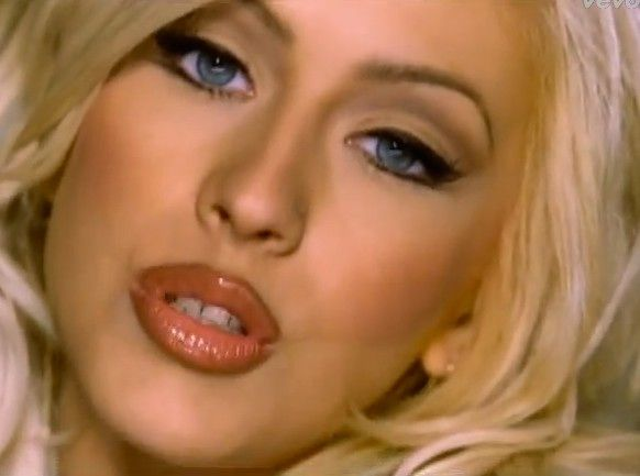photos of christina aguilera in nobody wants to be lonely video - Google Search
