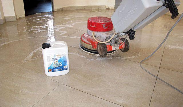 Gres Porcellanato – pulizia e manutenzione.