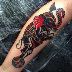 ... Pinterest | Robot Tattoo Circus Elephant Tattoos and Elephant Tattoos