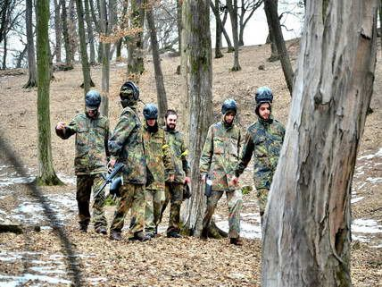 Bucharest Paintball #paintball #stagparty #bucharest