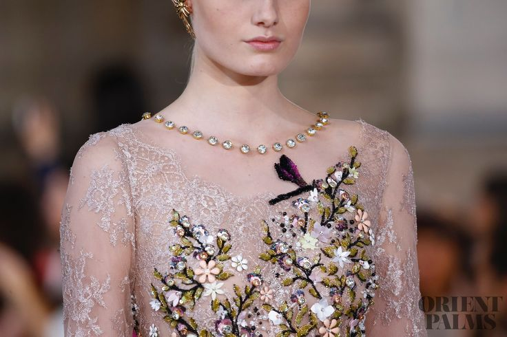 Georges Hobeika Fall-winter 2016-2017 - Couture - http://www.orientpalms.com/Georges-Hobeika-6391