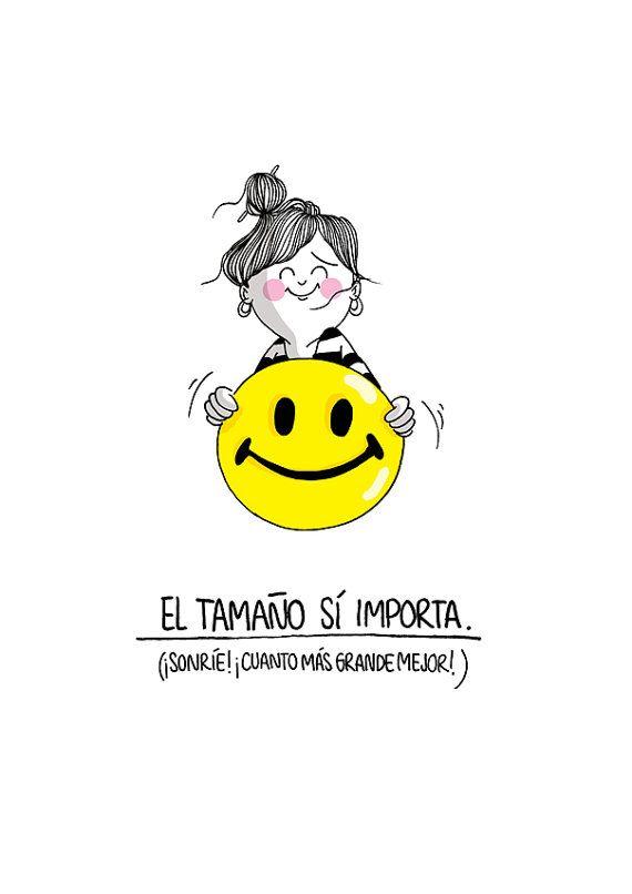 """Diario de una volátil: """"sonríe"""""""