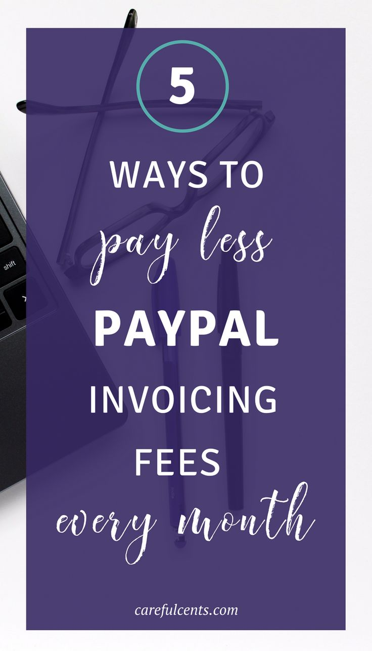 Stop paying PayPal fees and start keeping more of your hard-earned money! Here are 5 proven ways to lower PayPal invoicing fees every month.