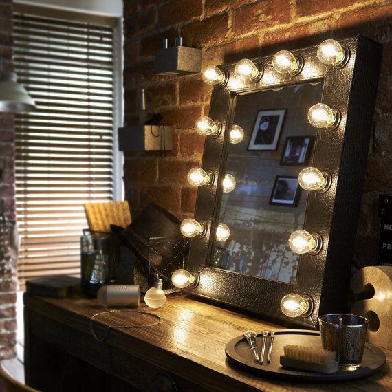 Make Up Mirror Illuminated Mirror Lights by TheWallStickerComp