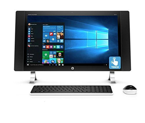 "nice HP Envy 24"" Touchsmart All-in-One Desktop PC with Intel Core i5 Processor, 8GB RAM, and 1TB HDD (Certified Refurbished)"