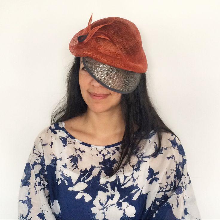 Hats and headwear.   Design Alejandra Leon.   Photo: Teresa G Ogalde https://instagram.com/headcostumes/