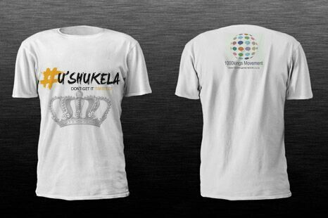 #ushukela dont get it twisted T-Shirts