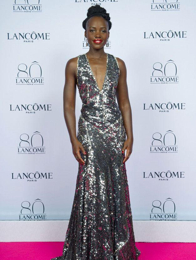 Les 80 ans de Lancome - Lupita Nyong'o