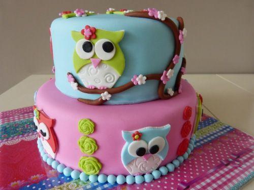 Uiltjes Taart/ Owl Pie