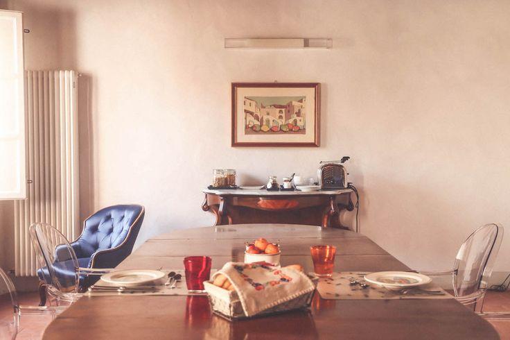 Imola C21 apartments Italy interiors vintage modern design