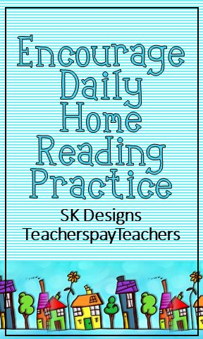 Creative and engaging products to encourage reading SK Designs TeacherspayTeachers