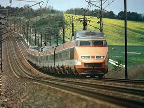 TGVweb - TGV Photos - TGV Sud-Est