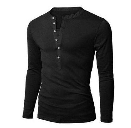 Pánské triko s dlouhým rukávem černé – pánská trička + POŠTOVNÉ ZDARMA Na tento produkt se vztahuje nejen zajímavá sleva, ale také poštovné zdarma! Využij této výhodné nabídky a ušetři na poštovném, stejně jako to …