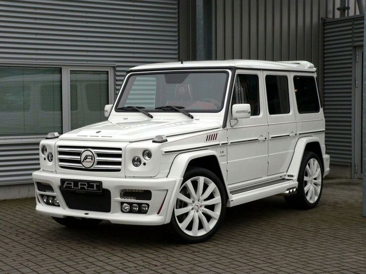 A.R.T. G Streetline based on Mercedes-Benz G55 AMG