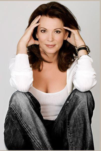 Iris Berben. Eine tolle und starke Frau. Eine so großartige Schauspielerin.