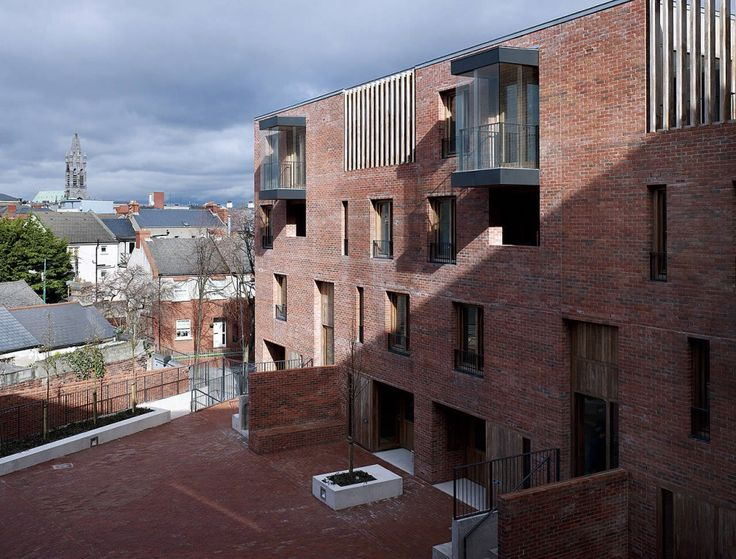Timberyard Social Housing / ODonnell + Tuomey Architects - photo 1