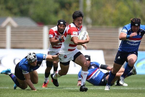 Asia Rugby Championship | Japan | Korea | Hong Kong
