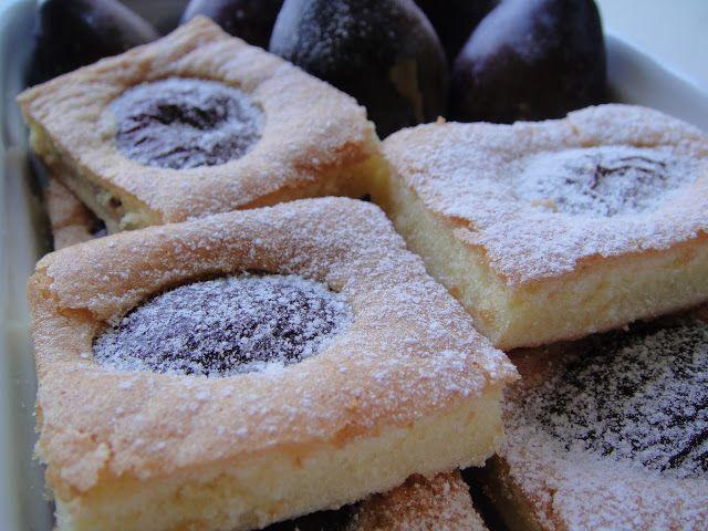 Pandispan cu prune | Retetele Matildei