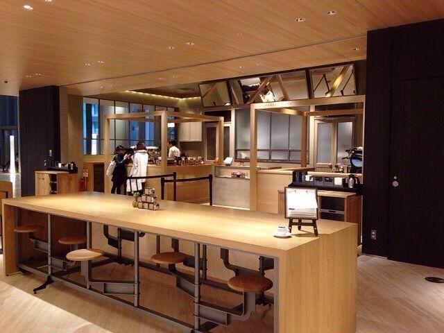 画像1 : 虎ノ門ヒルズにある「虎ノ門コーヒー」で優雅な朝食はいかが