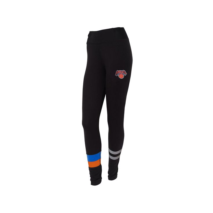 Women's New York Knicks Leggings, Size: Medium, Grey
