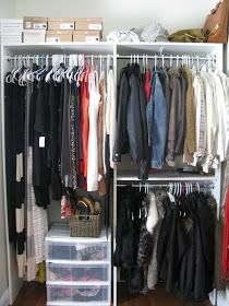 Love And Bellinis: Turning A Spare Bedroom Into A Dressing Room