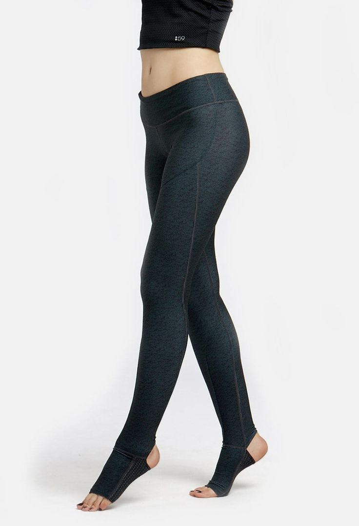 Tendu Stirrup Tight - Heather Moss