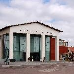 Karlskrona, Sweden...maritime museum. I was there. It was awesome.