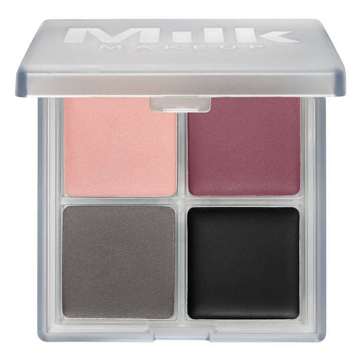 Shop Milk Makeup's Shadow Quad at Sephora. This limited-edition marshmallow eyeshadow quad features nude or smoky shades.