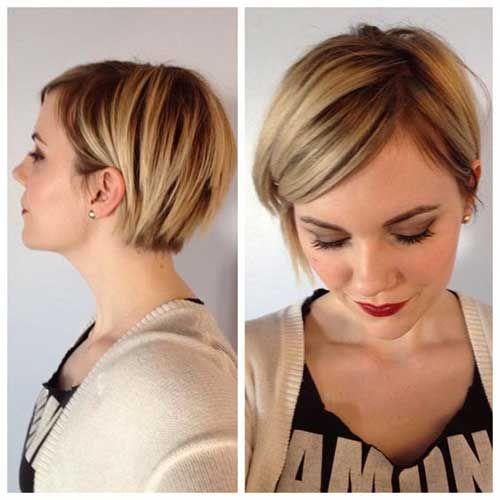 6. Short Bob Haircut