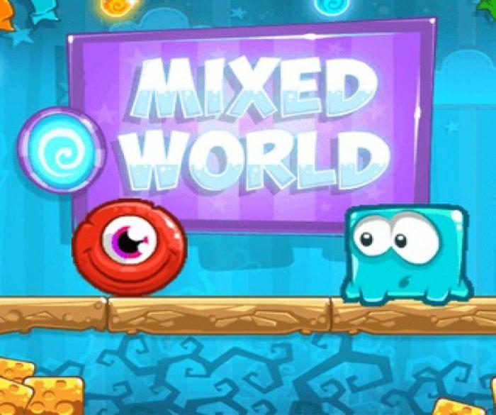 Mixed World Weekend долгожданный преемник самого популярного Mixed World, который ввел жанр перекрестный между платформой и головоломки игры. В каждом уровне вы должны бросить красные монстров с трибуны, пока не убедившись, что ни один из ваших милых существ отваливается. Все ваши существа имеют разные способности, которые помогут вам достичь вашей цели.  Источник: http://games-topic.com/164-mixed-world-weekend.html