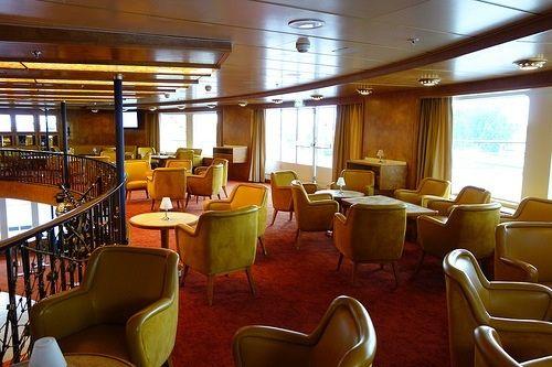 SS Rotterdam Lounge