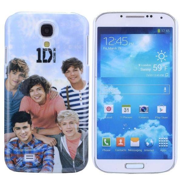 One Direction hoesje Samsung Galaxy S4
