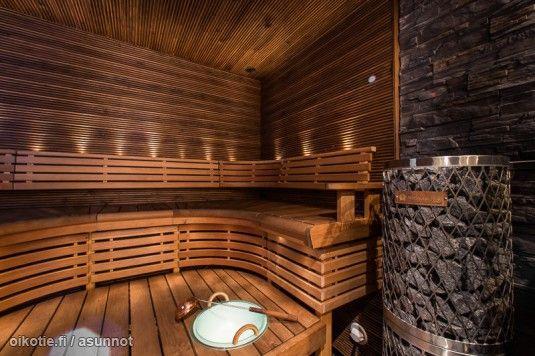 Myynnissä - Omakotitalo, Tarvasmäki, Hämeenlinna: #sauna #kiuas