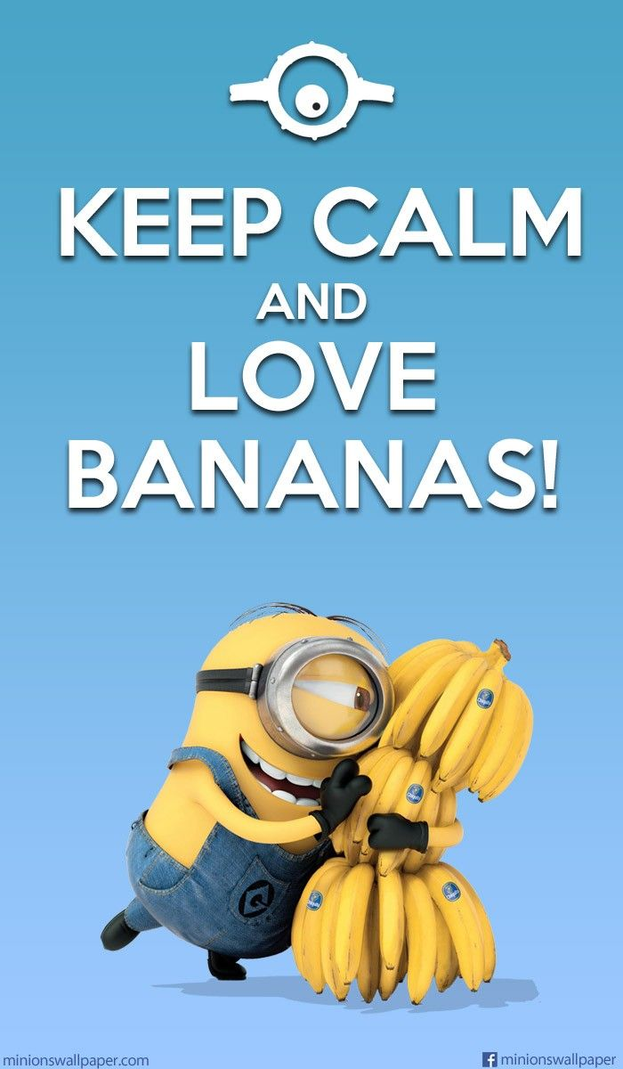 Keep Calm! #keepcalm #minion