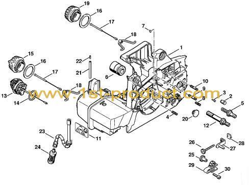 Stihl 024 av manual pdf