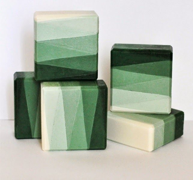 soap with menthol, a must have for someone who is sick in the winter, spring, summer... all the time XD.