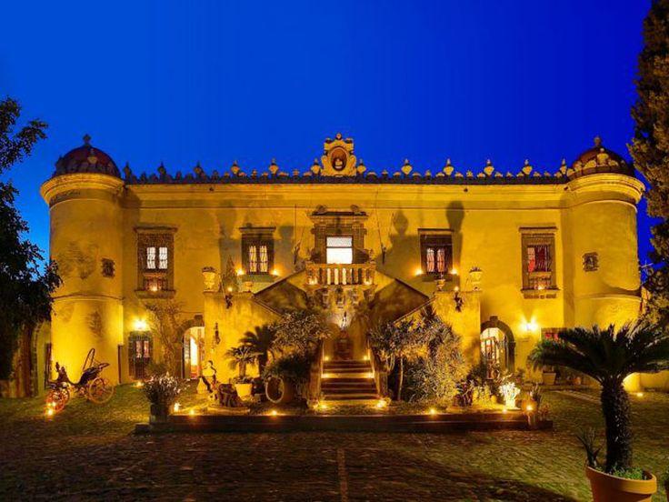 @castellosmarco un Charming hotel e SPA tra l'acqua e il fuoco #Calatabiano #Nettopartners http://www.nettobooking.com/sicilia/castello-di-san-marco