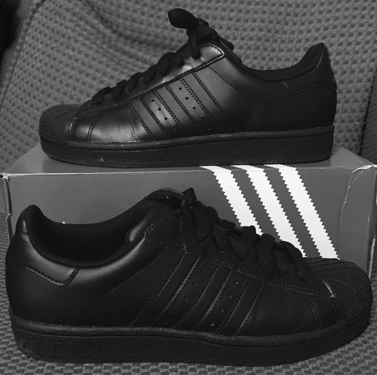 rbfrq 1000+ ideas about Adidas Superstar All Black on Pinterest