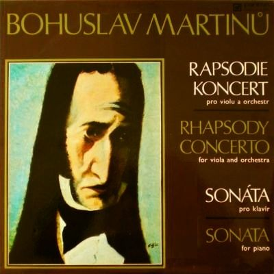 Music is the Best: Bohuslav Martinů – Rhapsody-Concerto