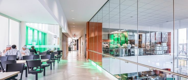 W Galen Weston Centre for Food