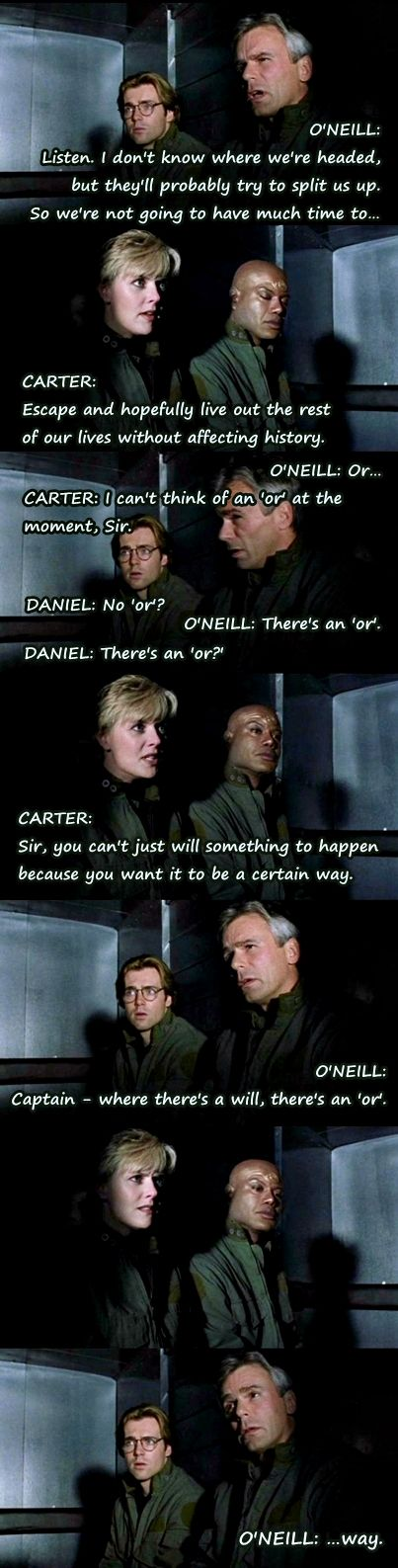 """Or? (Taken from """"1969"""")  This is one of my favorite episodes."""