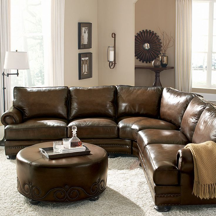 a overview of shopping for a leather sectional sofa