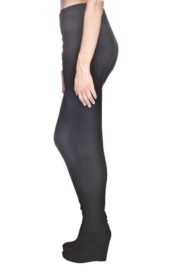 Foxy Jeans Pull on Jeggings with side elastic detail - Frendz & Co.