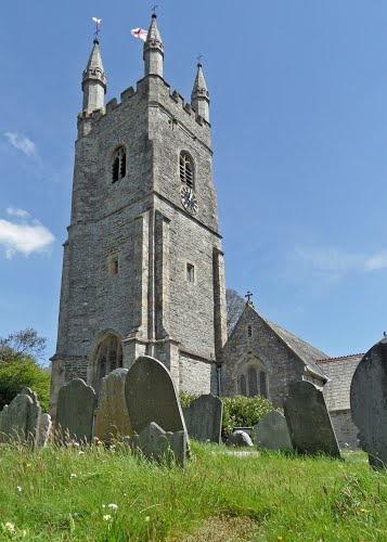 St Edwards Church Eggbuckland Plymouth Devon