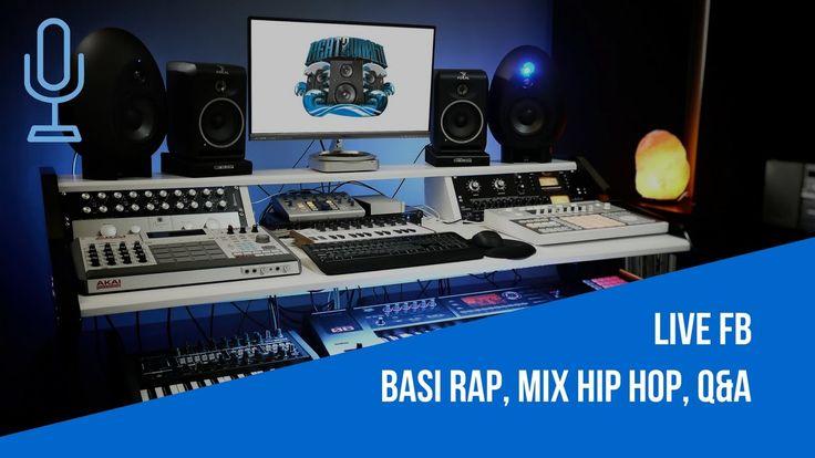 Basi Rap Mix Hip Hop http://www.beatmaker.it  La mia diretta Live Facebook di fine Febbraio nella quale abbiamo fatto molte chiacchiere riguardo la registrazione rap le basi rap ed il come crearle tips e consigli vari riguardanti il mixaggio hip hop  e davvero tanto altro.  Ho anche avuto occasione di mostrare i miei bicipiti fare gossip e svelare alcuni retroscena ed anche alcuni miei assi nella manica su beatmaking e mix hip hop.  Non dimenticarti di guardare le altre dirette facebook…