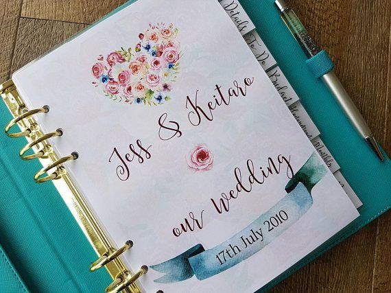 Best 25 Diy Wedding Planner Ideas On Pinterest