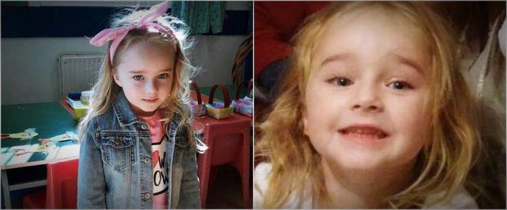 Η Αστυνομία Κύπρου εξέδωσε νεότερη ενημέρωση για την απαγωγή της μικρής Marie Eleni.