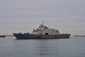 USS Little Rock (LCS-9) is a Freedom-class littoral combat ship. She is the second ship named after Little Rock, the capital city of Arkansas. Commissioned: 16 December 2017. Status: still in active service.